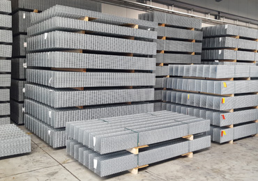 Häufig Doppelstabmattenzaun - Vom Hersteller ZAUNDISCOUNT kaufen! QY38
