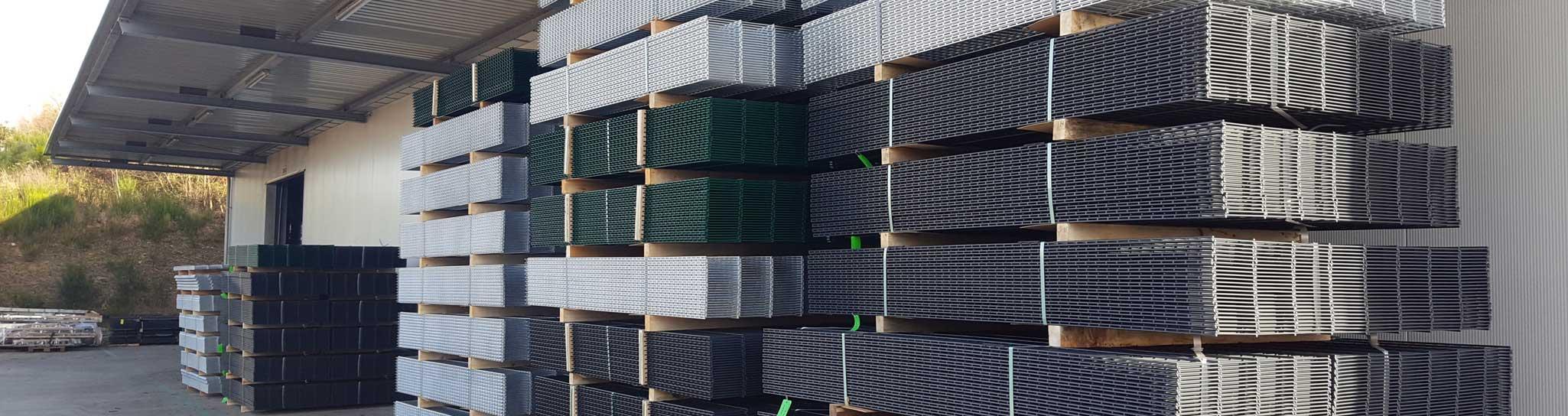 Doppelstabmattenzaun vom Hersteller kaufen › zaundiscount